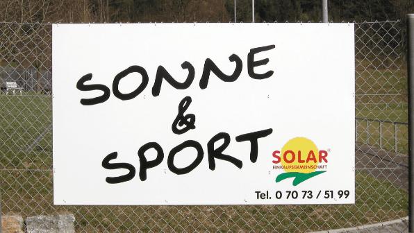 Solar-Cup in Oberndorf