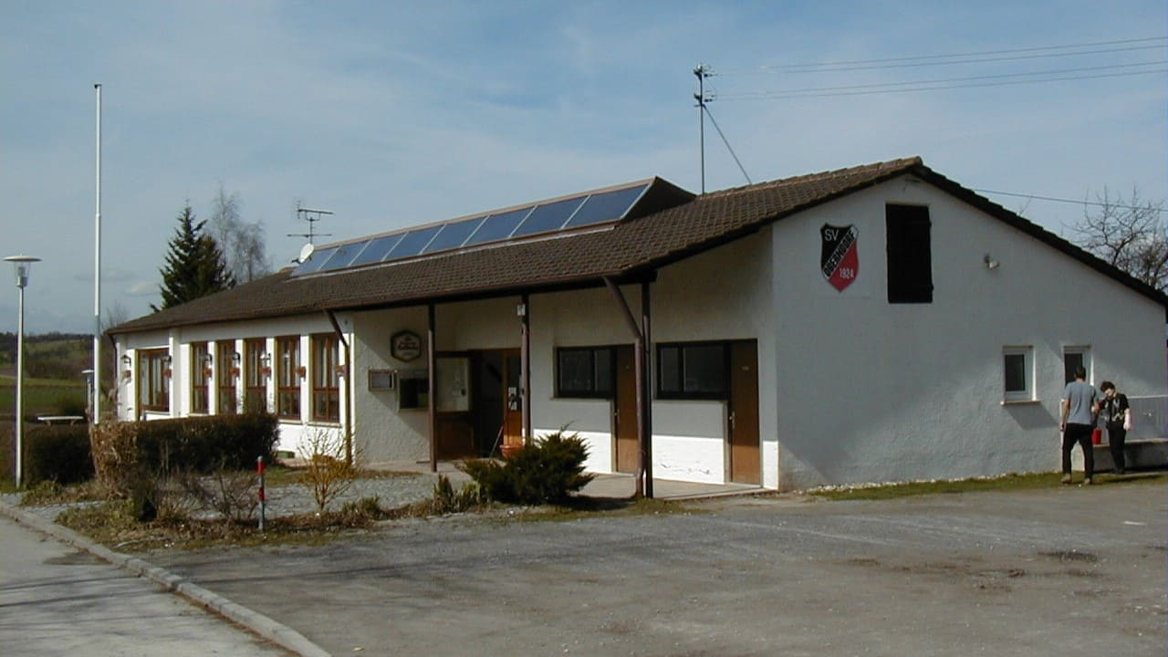 Sportheim in Oberndorf